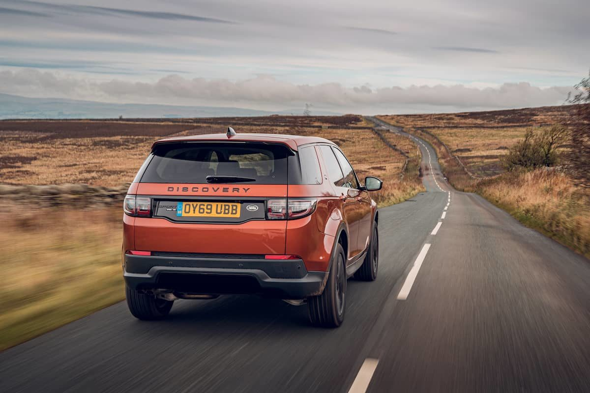 Land Rover Discovery Sport road test – rear | The Car Expert