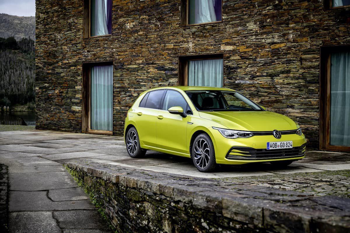2020 Volkswagen Golf review – front | The Car Expert