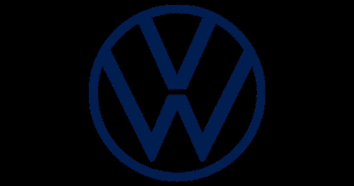 Volkswagen logo 2019   The Car Expert