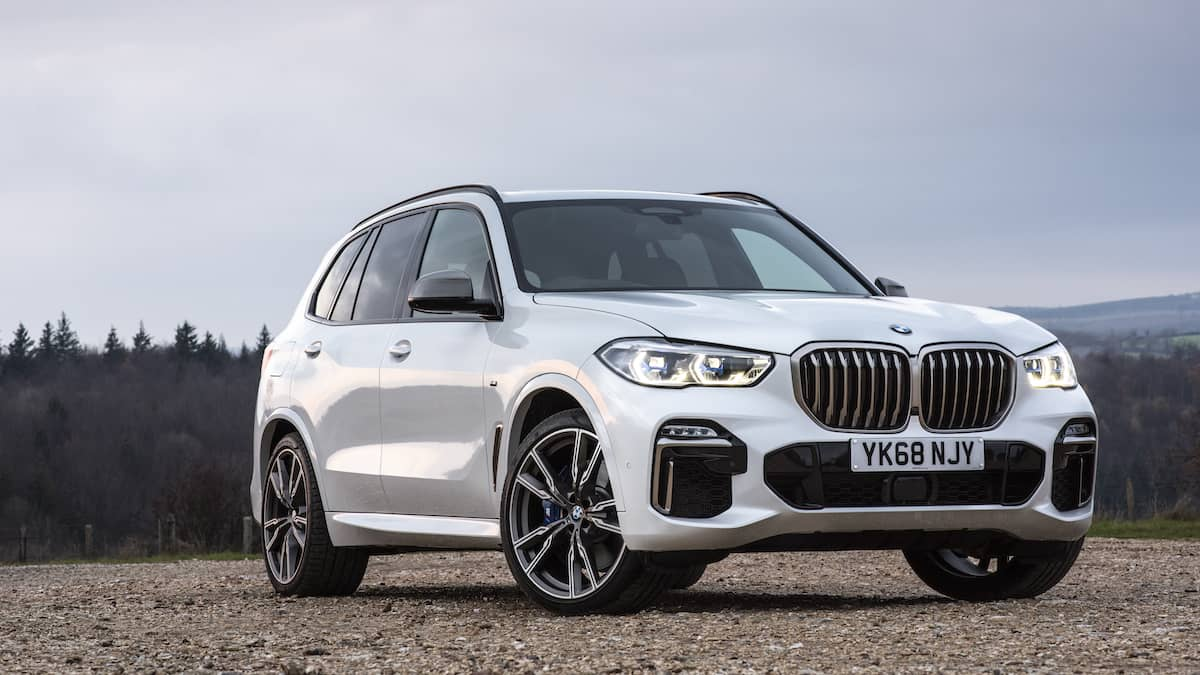 BMW X5 (2018 - present) - front | The Car Expert