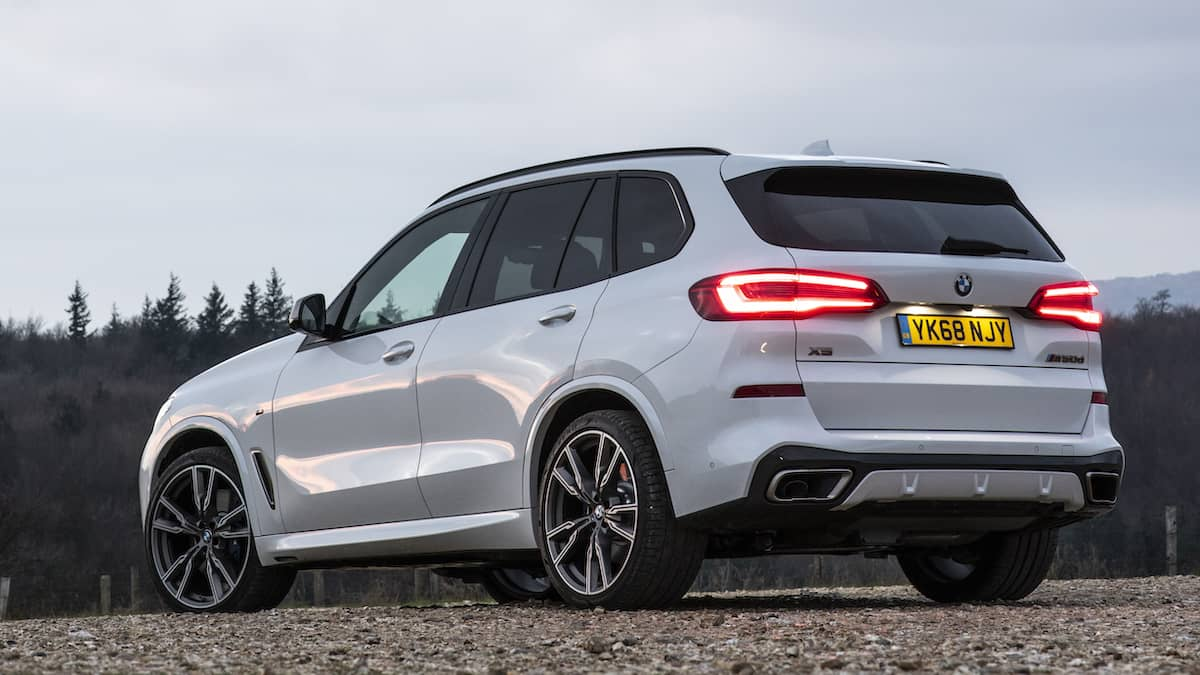 BMW X5 (2018 - present) - rear | The Car Expert