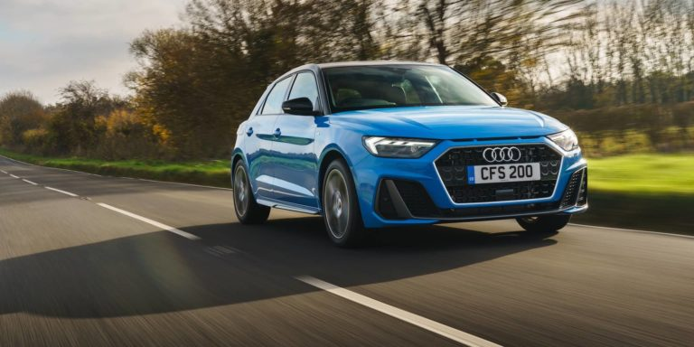 Audi A1 S line Competition test drive