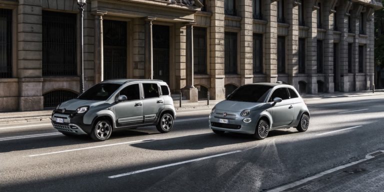Pricing and specs for Fiat 500 and Panda mild hybrids
