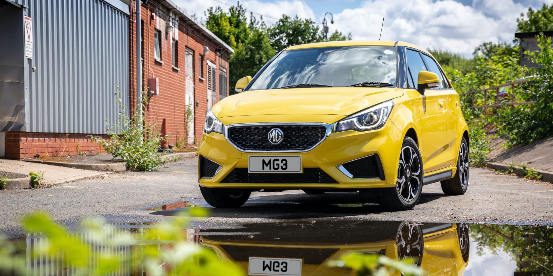 MG 3 Exclusive Nav, January 2020 | The Car Expert