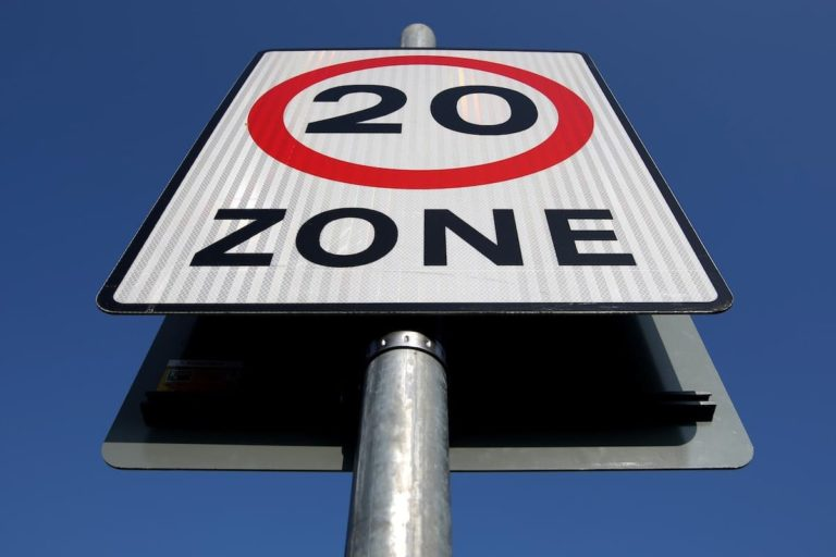 Central London speed limit to be cut to 20mph next week