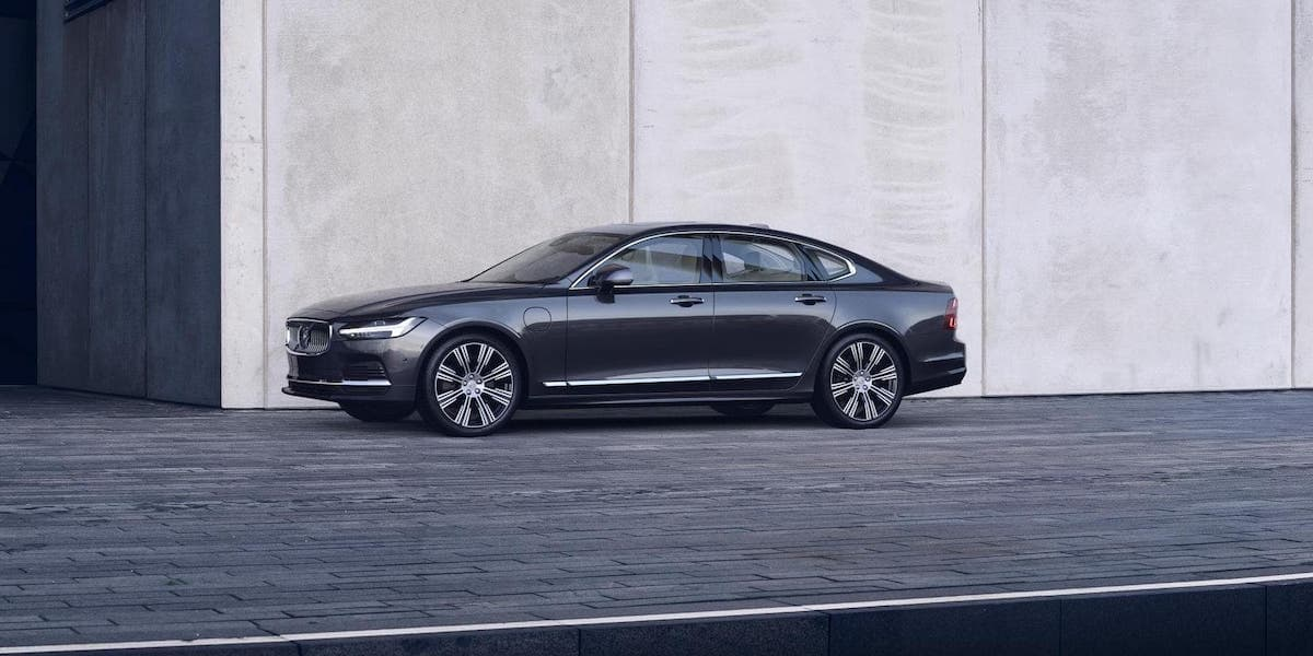 Volvo S90 lightly updated for 2020 | The Car Expert