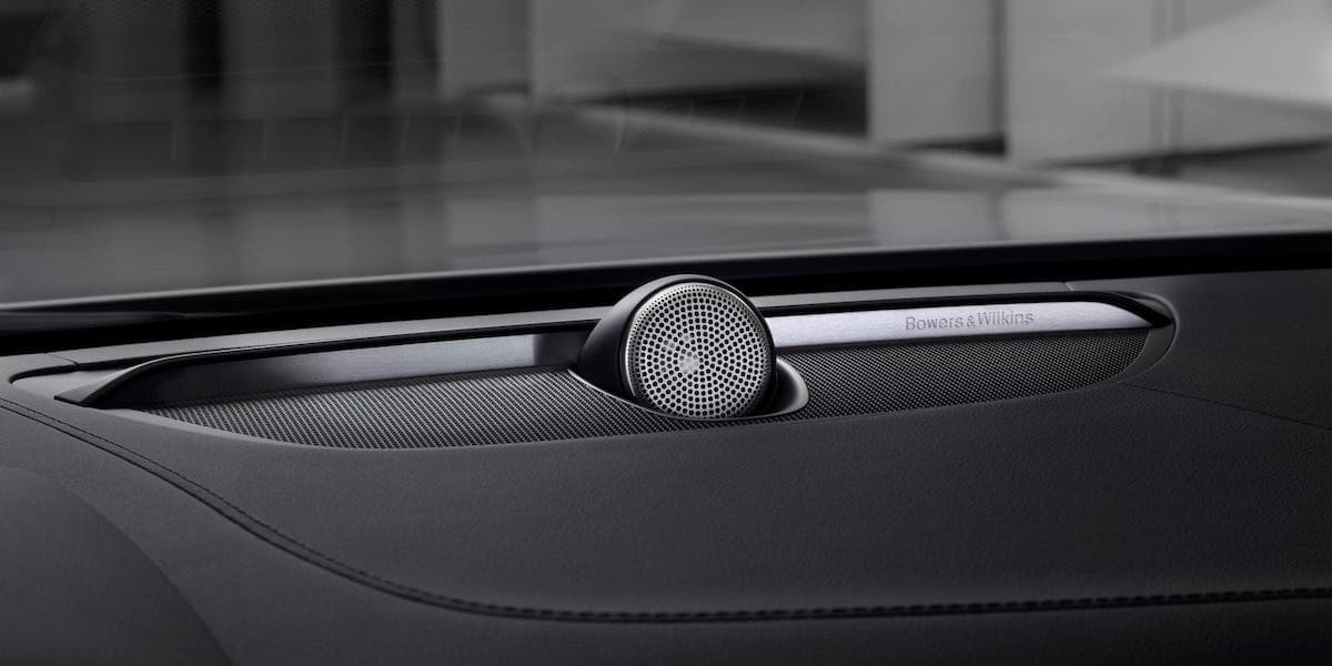 Volvo S90 Bowers & Wilkins sound system | The Car Expert