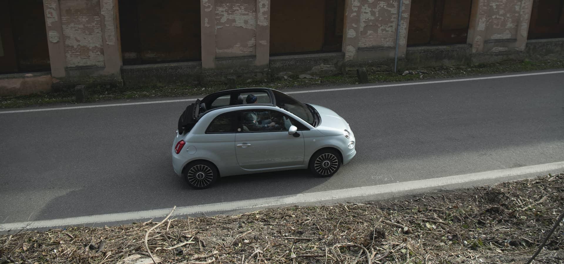 Fiat 500C Hybrid road test   The Car Expert