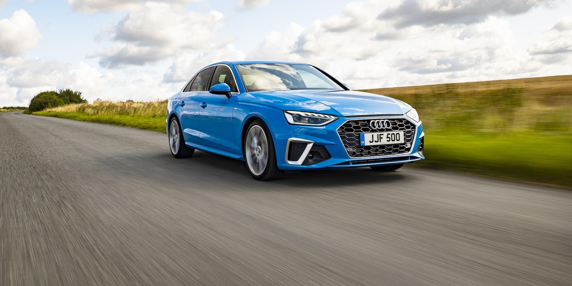 2020 Audi A4 saloon Expert Rating   The Car Expert