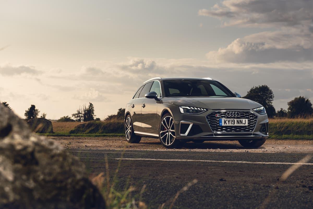 Audi S4 TDI Avant (2019) - front   The Car Expert
