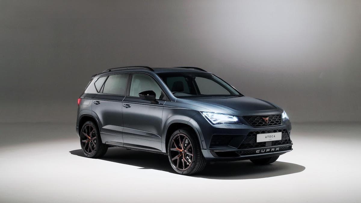Cupra Ateca (2018) - front | The Car Expert