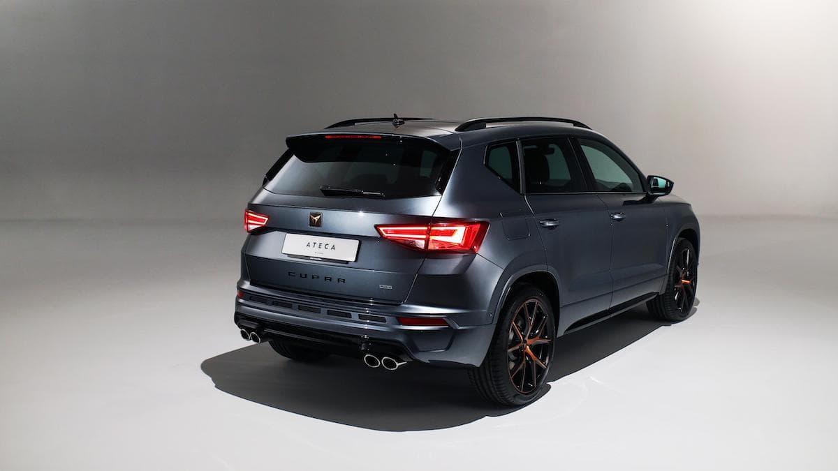 Cupra Ateca (2018) - rear | The Car Expert