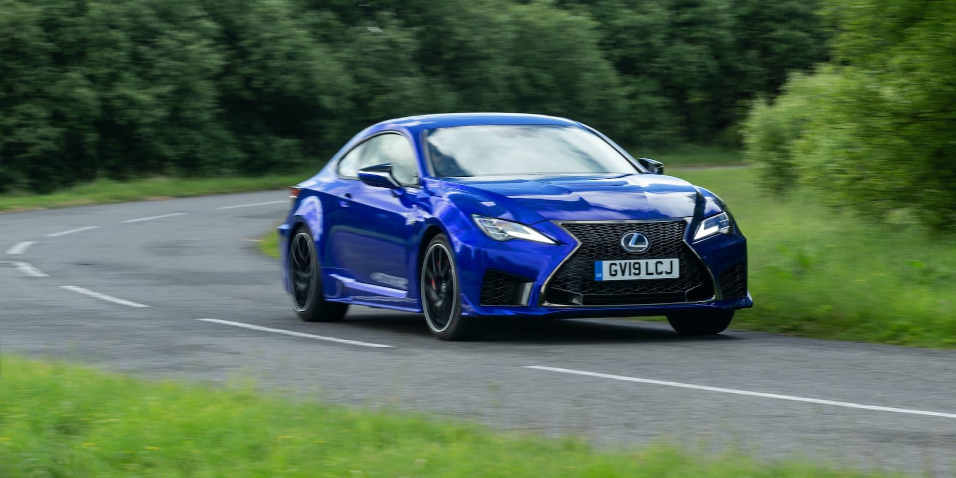 2020 Lexus RC F test drive   The Car Expert
