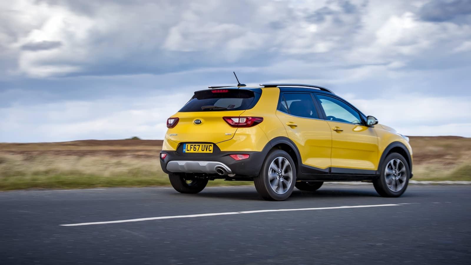 Kia Stonic rear (2017 - present) | The Car Expert