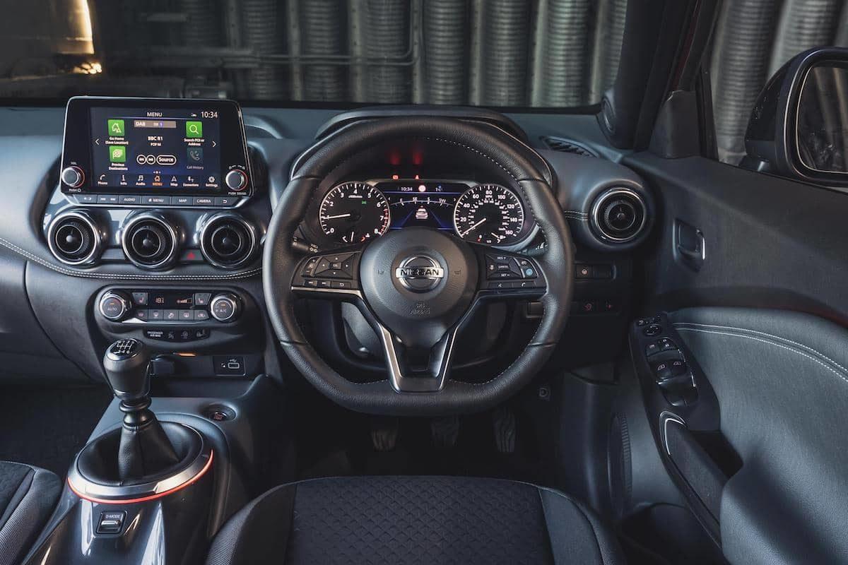 Nissan Juke (2019 - present) - dashboard   The Car Expert