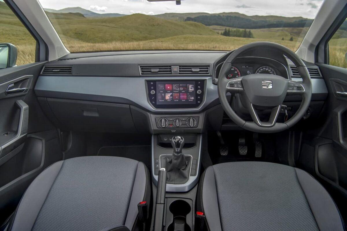 SEAT Arona (2017 onwards) interior and dashboard | The Car Expert
