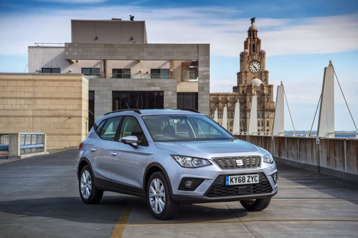 SEAT Arona (2017 onwards) - front view | The Car Expert