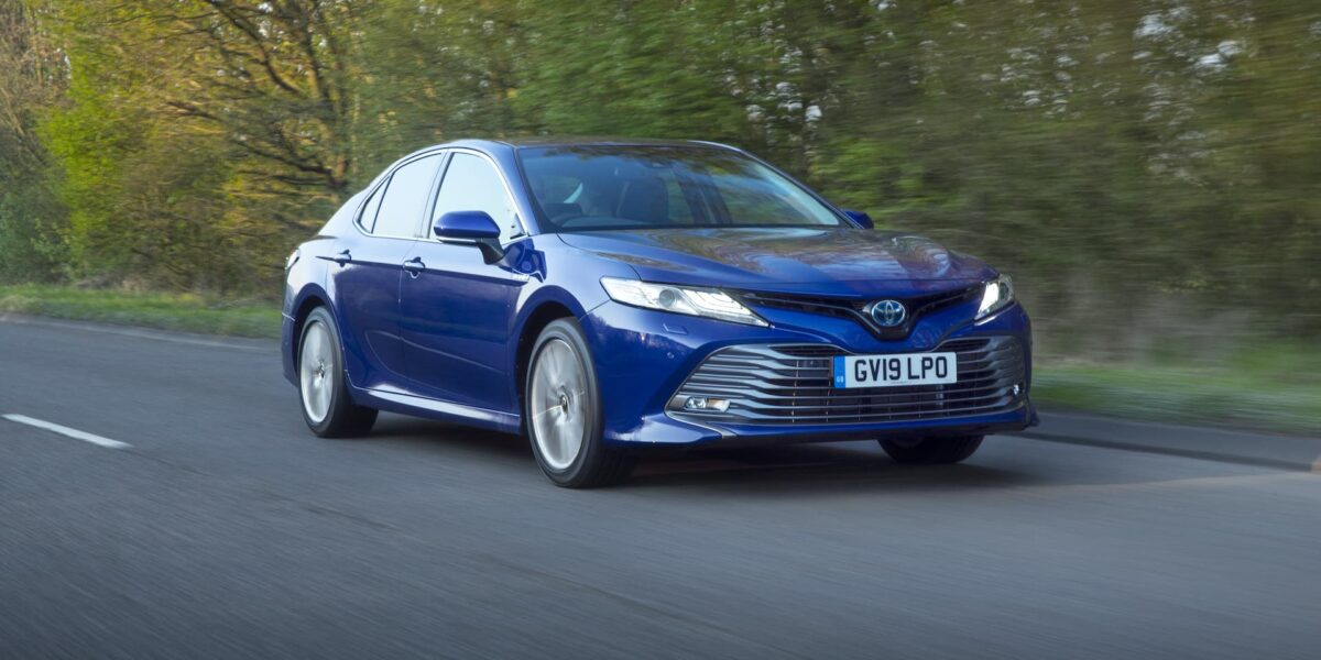 Toyota Camry - Expert Ratings | The Car Expert