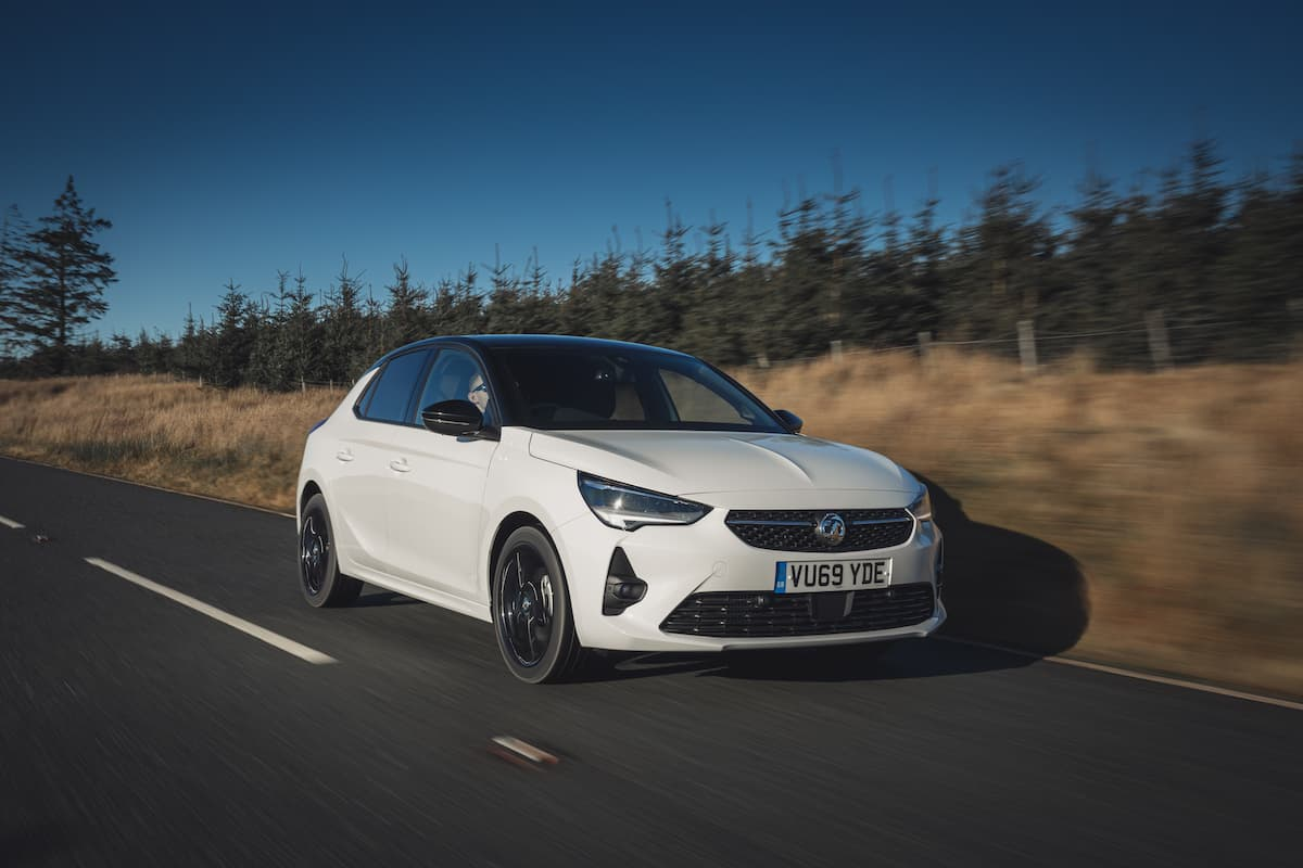 Vauxhall Corsa (2020 - present) - front   The Car Expert