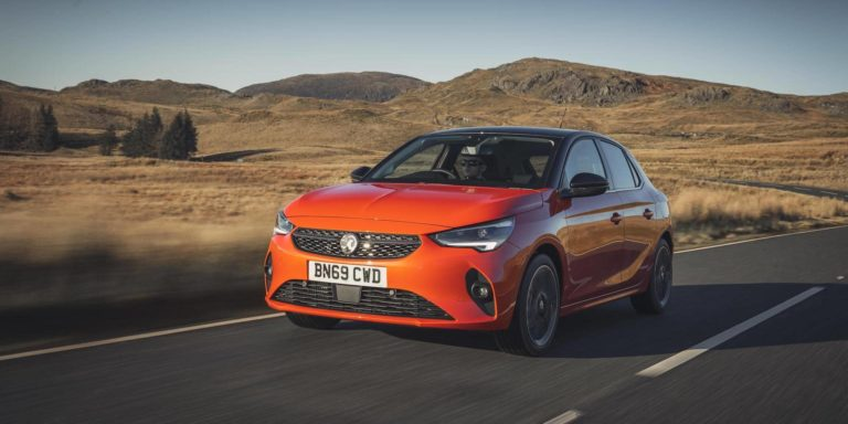 Britain's best-selling cars, June 2020