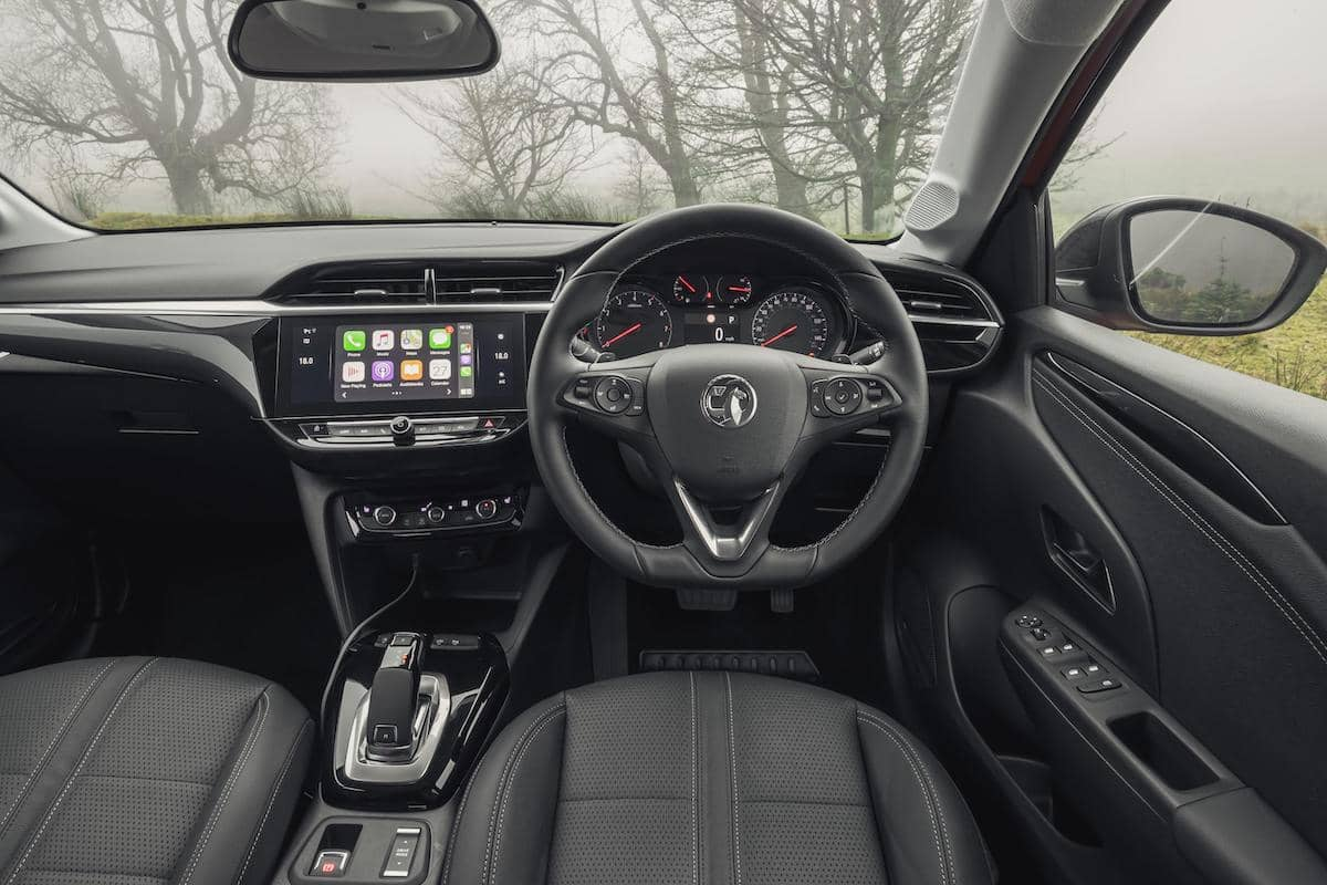 Vauxhall Corsa (2020 - present) dashboard   The Car Expert