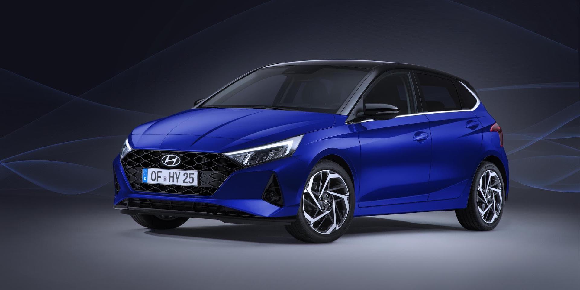 2020 Hyundai i20 revealed   The Car Expert
