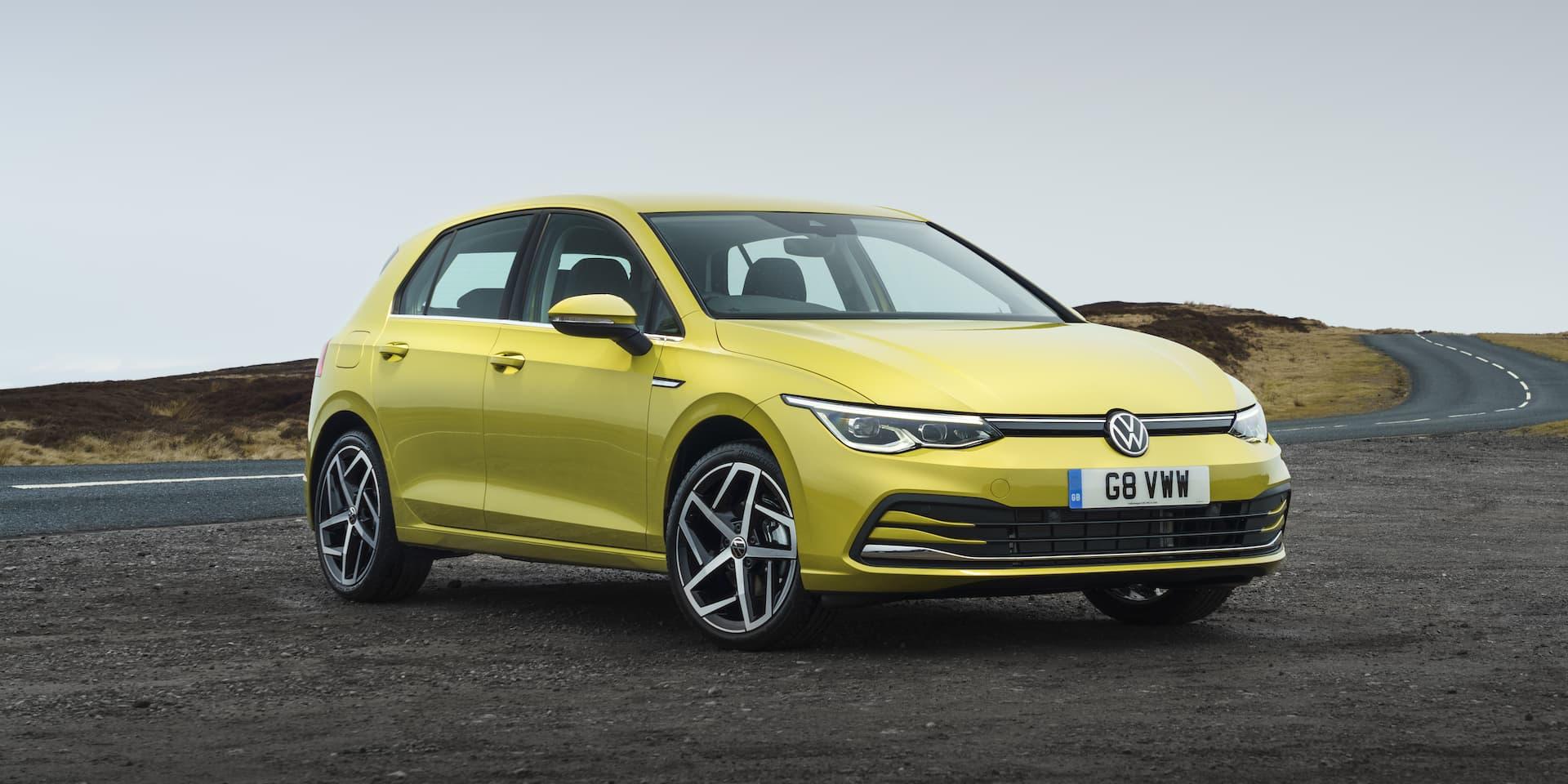 Volkswagen Golf (2020 onwards) Expert Rating