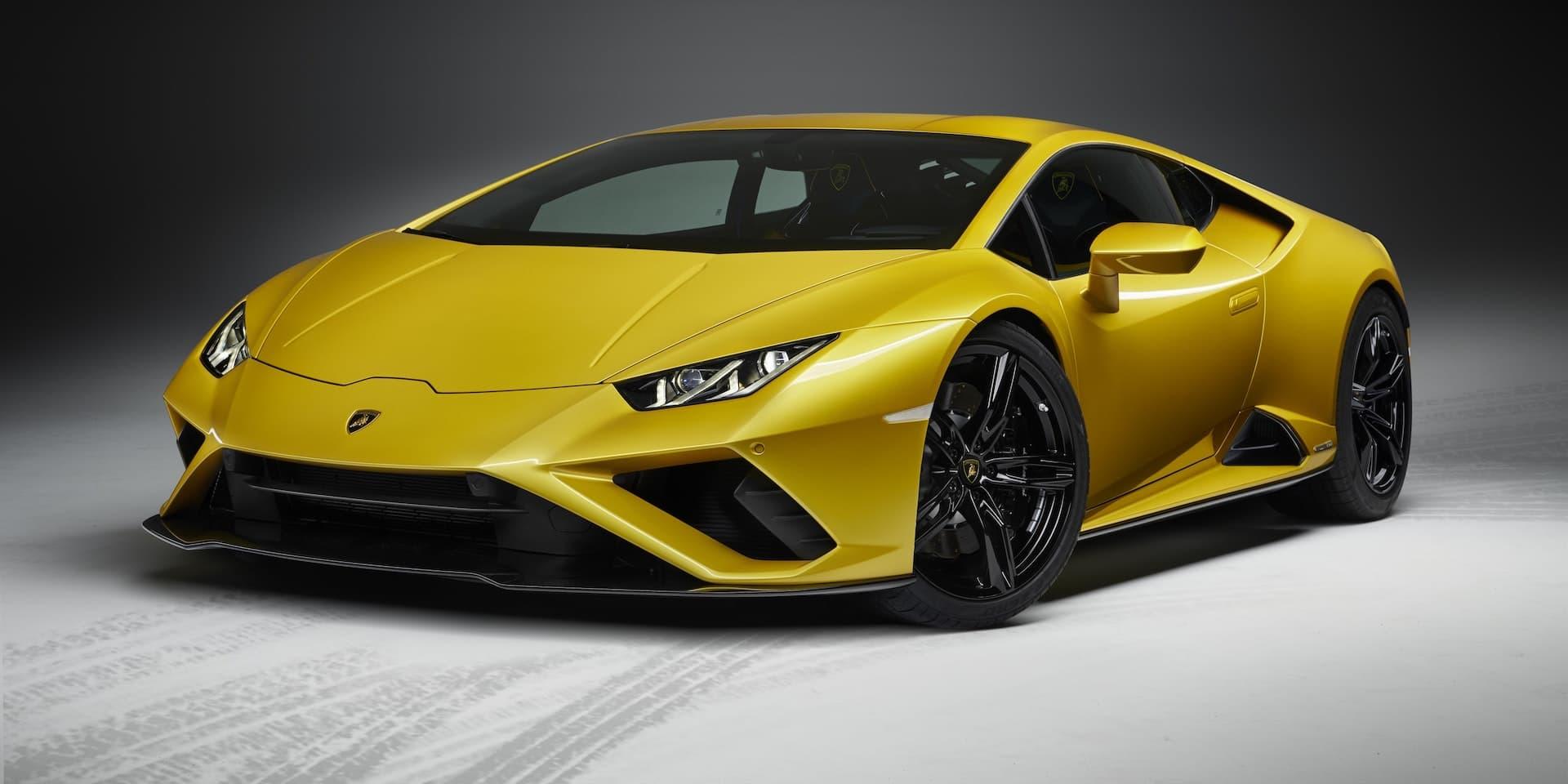Lamborghini Huravan Evo RWD | The Car Expert