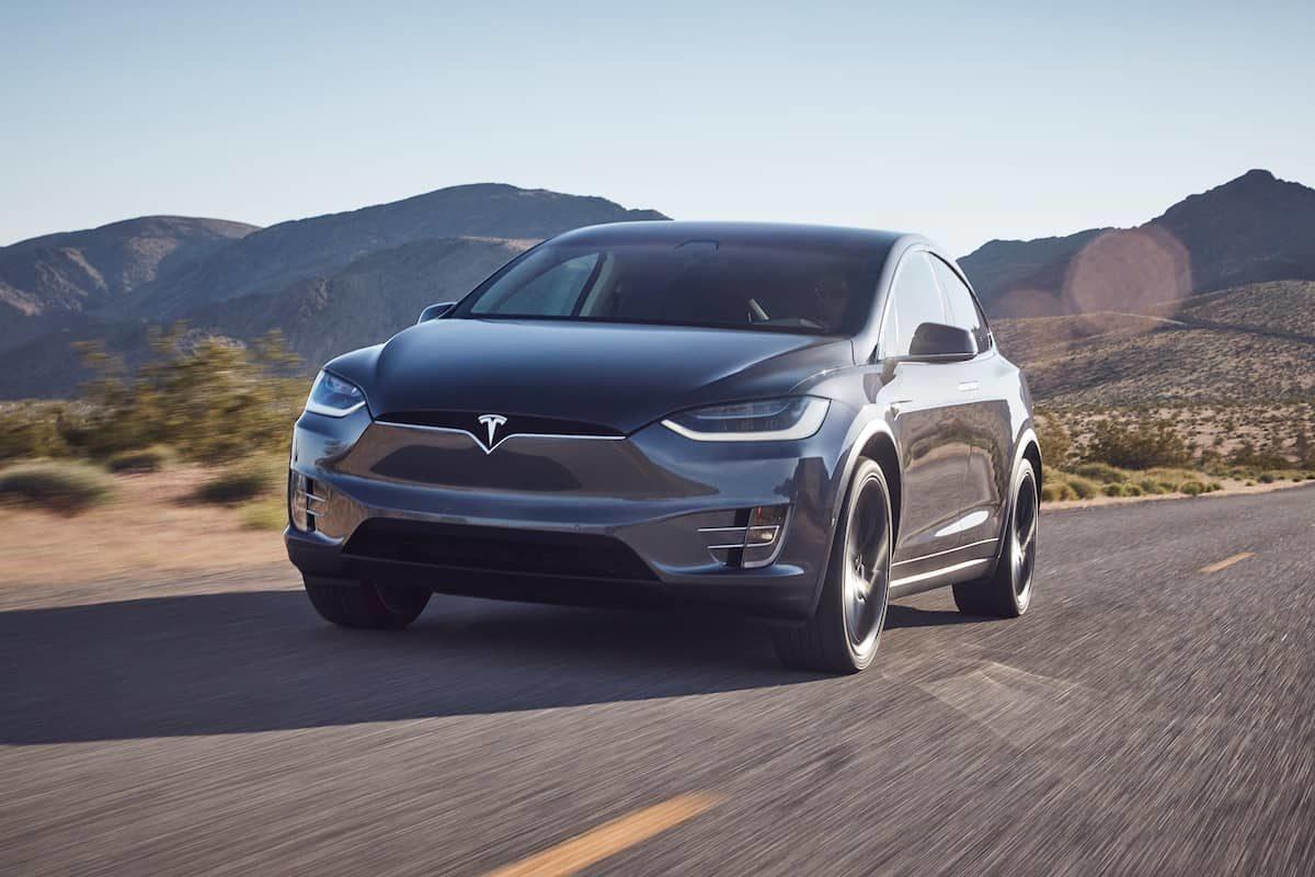 Tesla Model X - front   The Car Expert
