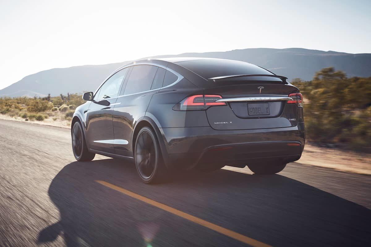 Tesla Model X - rear   The Car Expert