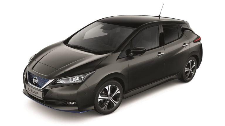 Nissan Leaf e+ gets limited entry-level model
