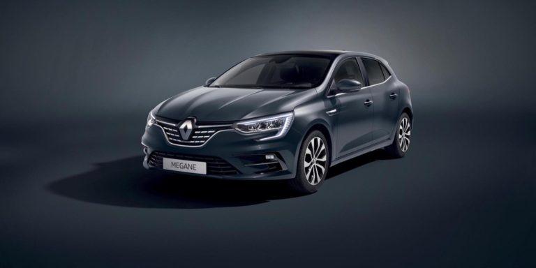 Renault Megane receives mild update and plug-in option