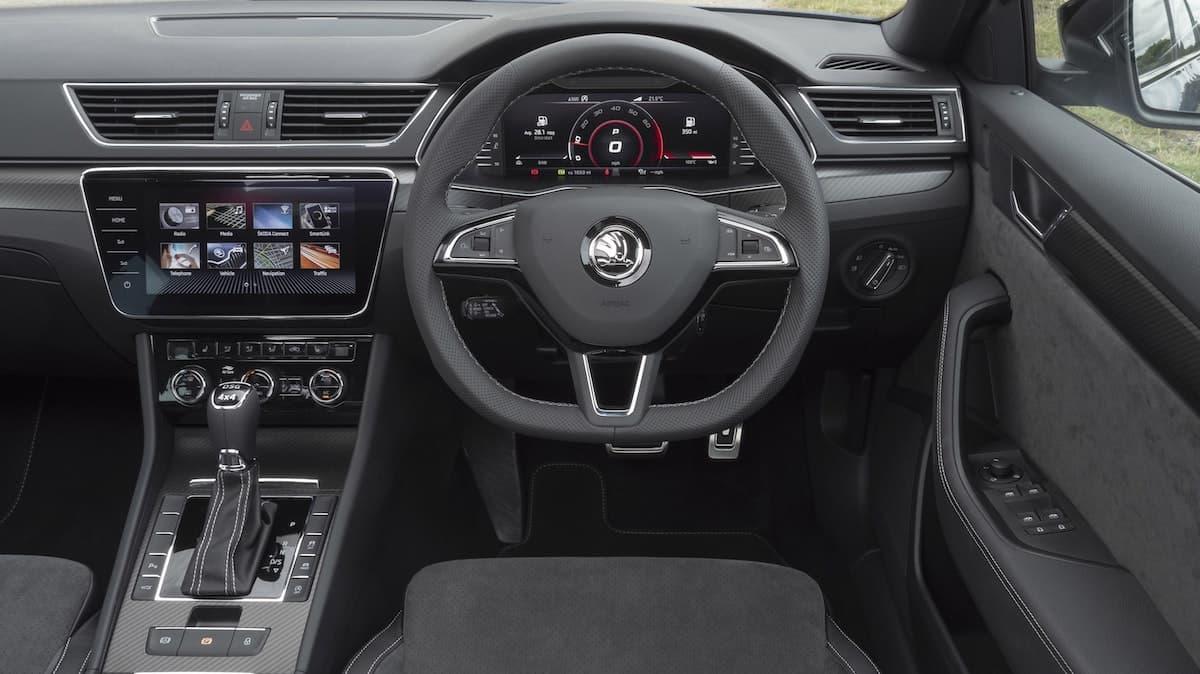 2020 Skoda Superb review – interior | The Car Expert