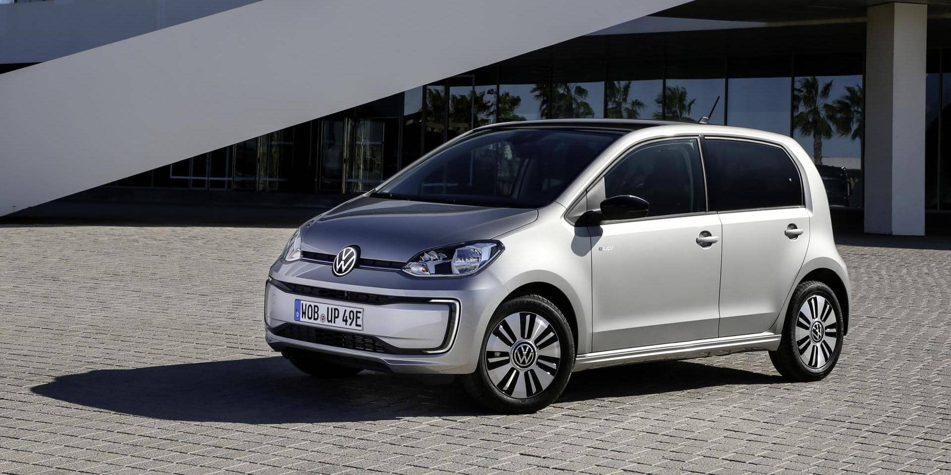 Updated Volkswagen e-Up goes on sale | The Car Expert