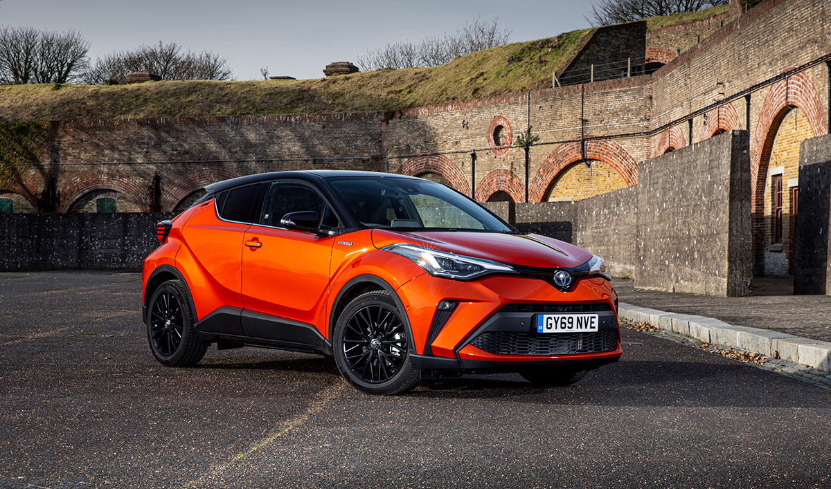 2020 Toyota C-HR review - static   The Car Expert