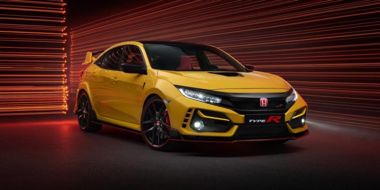 Honda Civic Type R Limited Edition sold out before customers even saw it