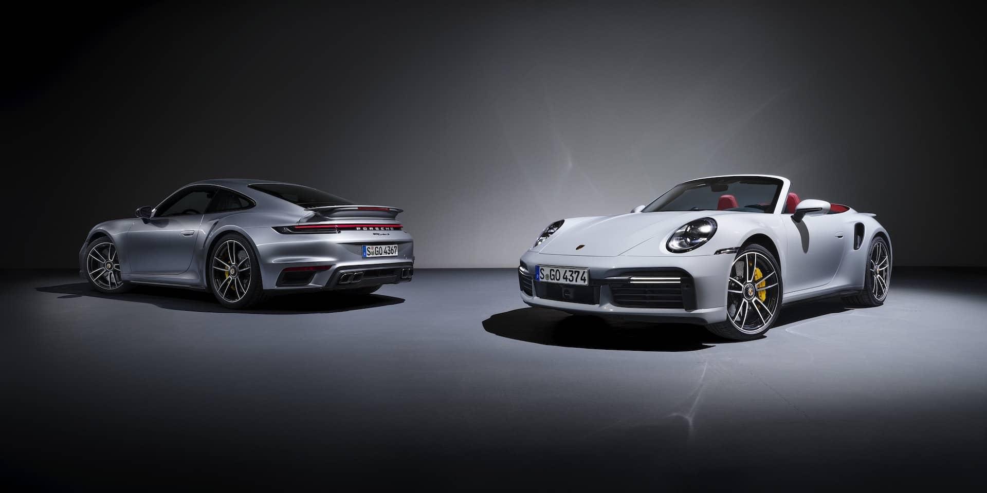 992 Porsche 911 Turbo S
