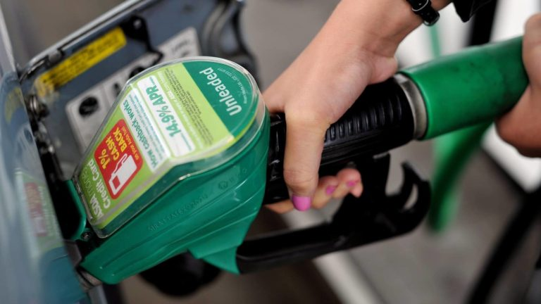 Supermarkets cut fuel prices by up to 12p a litre