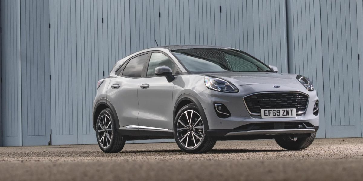 Ford Puma (2020 onwards) Expert Rating