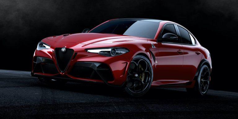 Alfa Romeo unleashes 540hp Giulia GTA