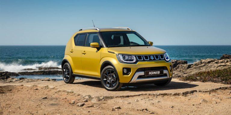 Facelifted Suzuki Ignis debuts