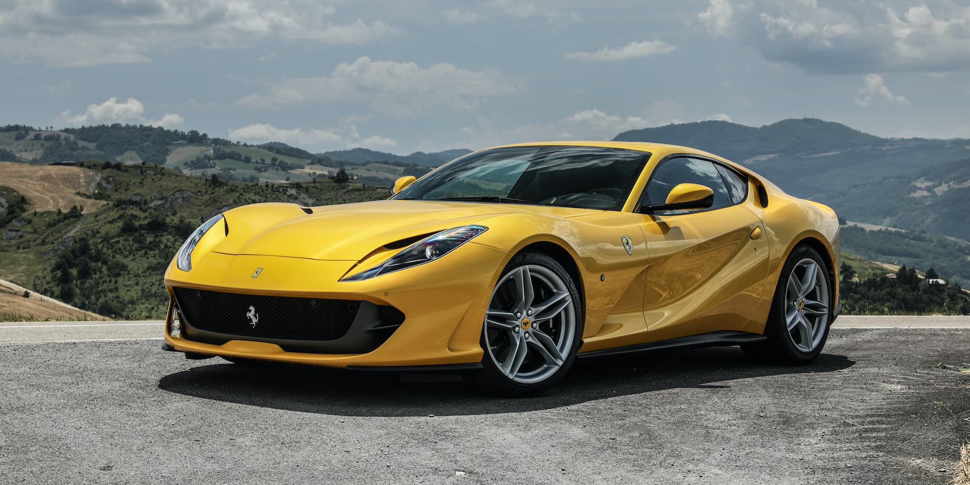 Ferrari 812 Superfast (2017 onwards) Expert Rating