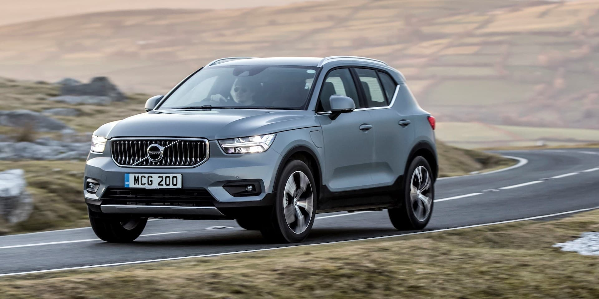 Volvo XC40 Recharge T5 plug-in hybrid review