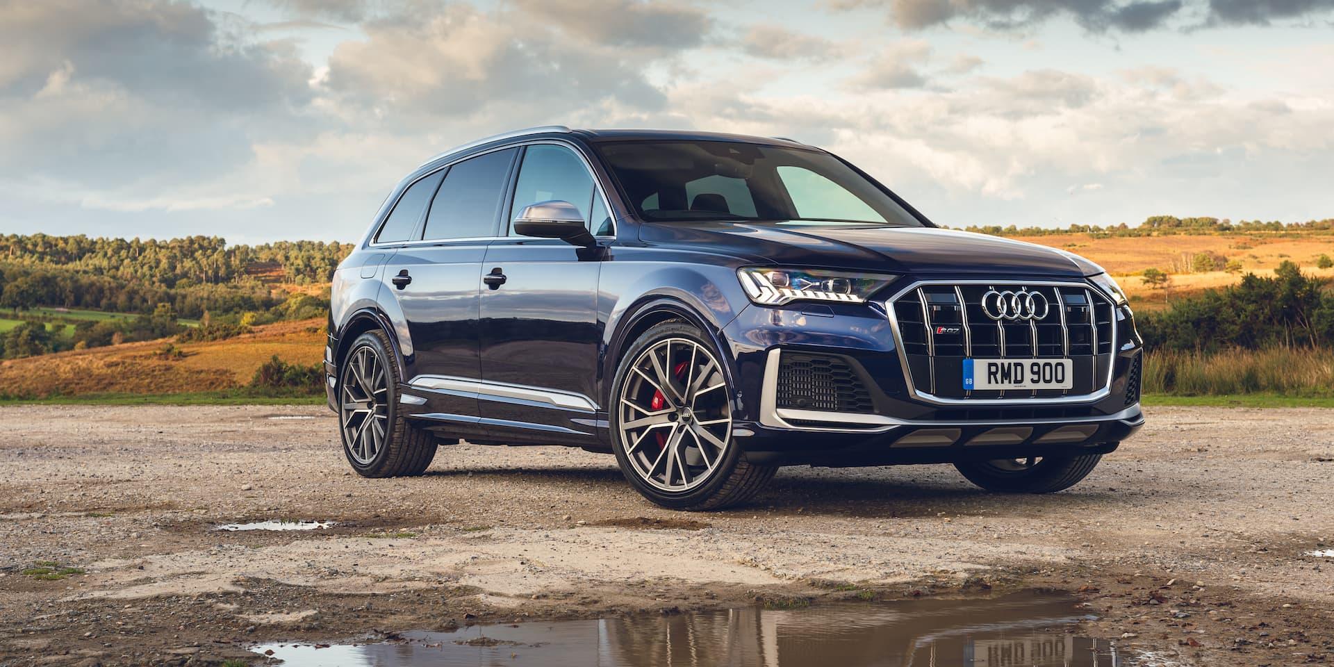 Audi SQ7 (2019 onwards) Expert Rating