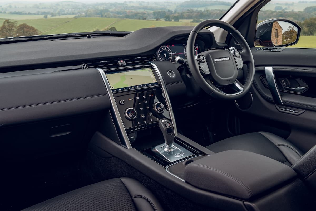 Land Rover Discovery Sport (2019) interior and dashboard | The Car Expert