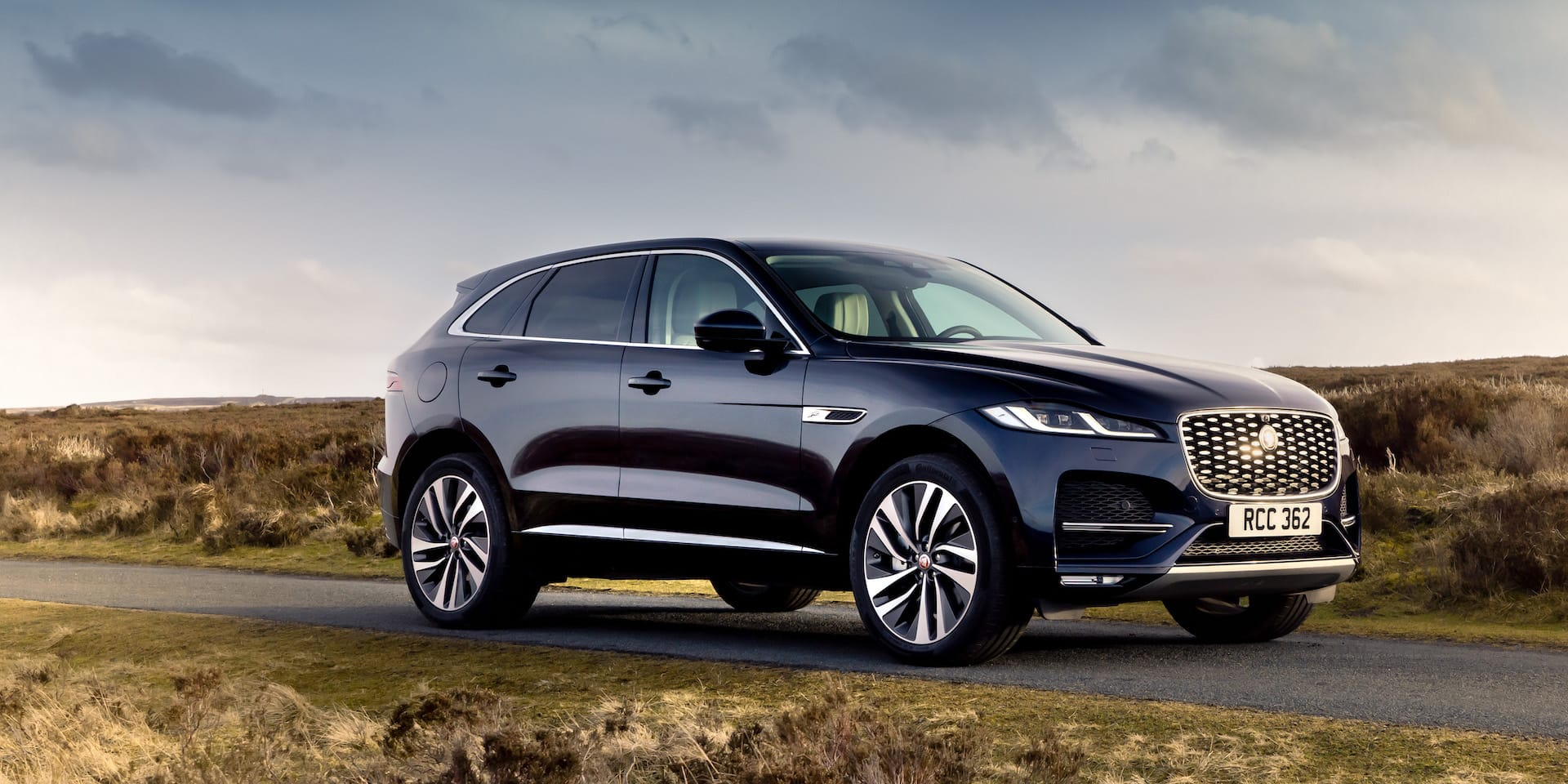 Jaguar F-Pace (2020 facelift) - Expert Rating