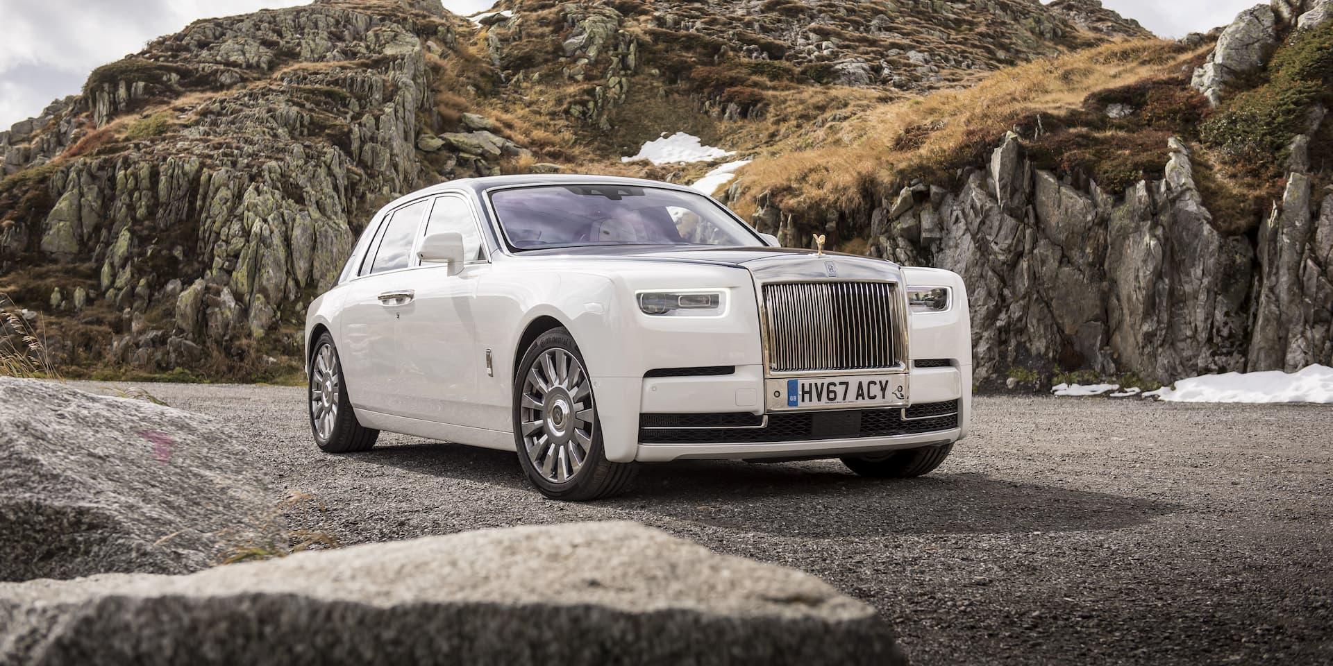 Rolls-Royce Phantom (2018 onwards) Expert Rating