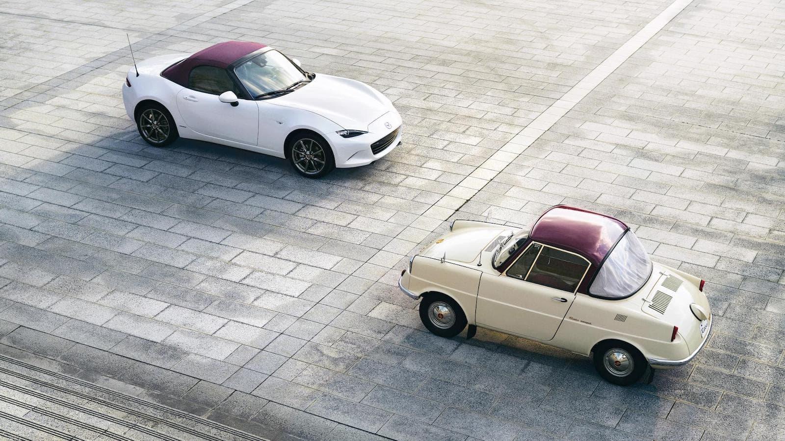 Mazda MX-5 100th Anniversary Edition