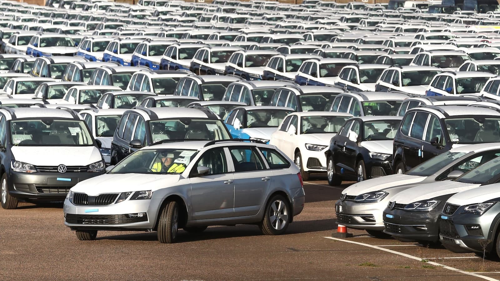 New car sales collapse across Europe - March 2020