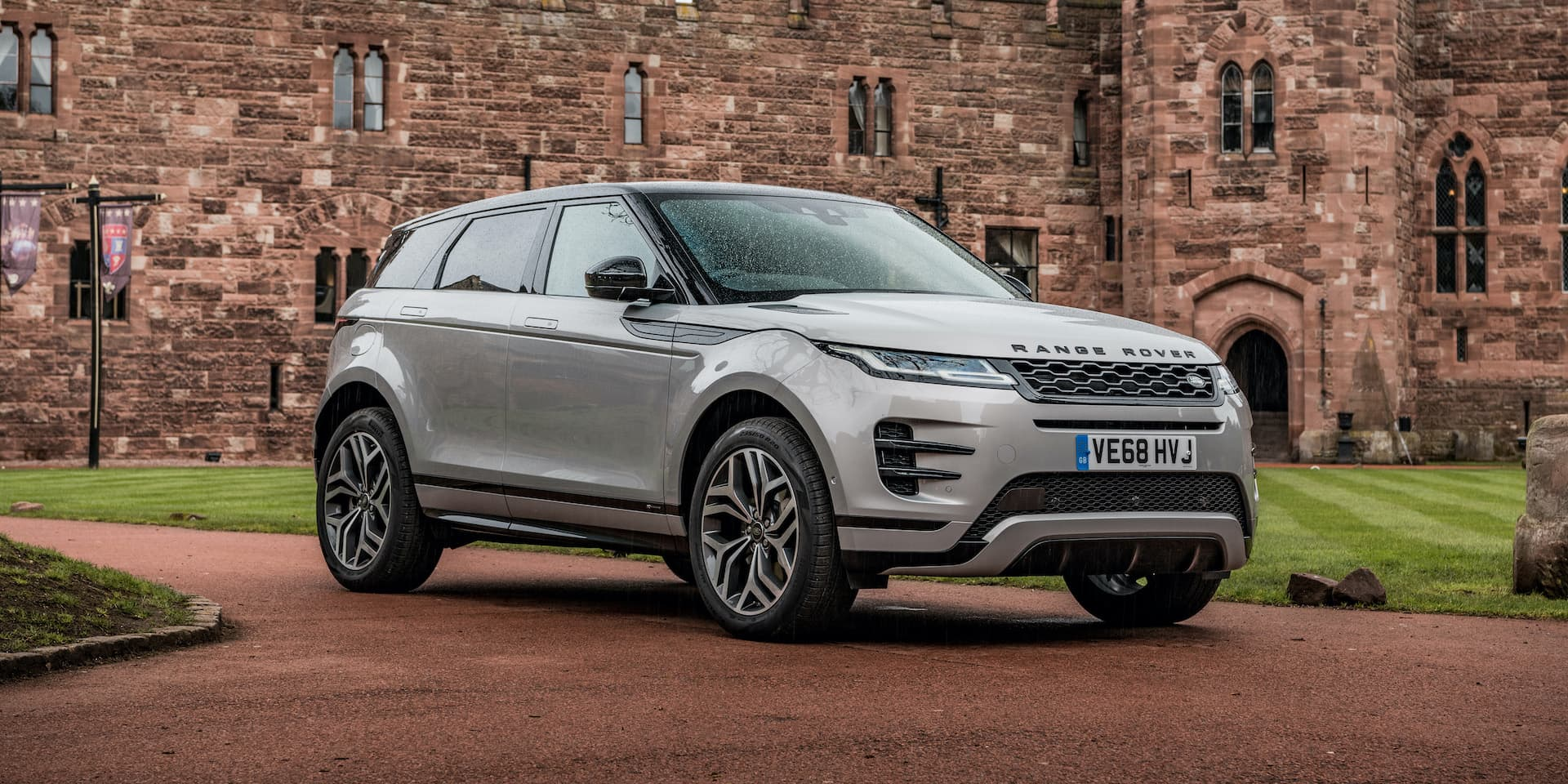 Range Rover Evoque (2019 onwards) Expert Rating